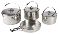 Набор посуды Family Cook Set L