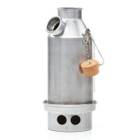 Самовар Kelly Kettle Trekker Steel, 0,57 л